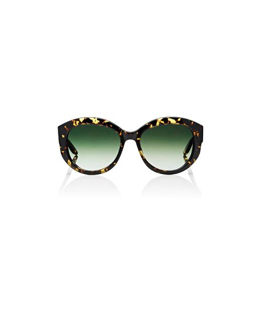 Barton Perreira - Green Patchett Sunglasses - Lyst
