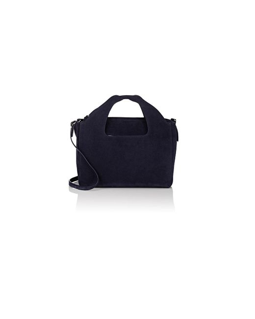 The Row | Blue Two For One 12 Shoulder Bag & Pouch | Lyst