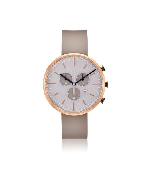 Uniform Wares | Pink M42 Chronograph Watch | Lyst