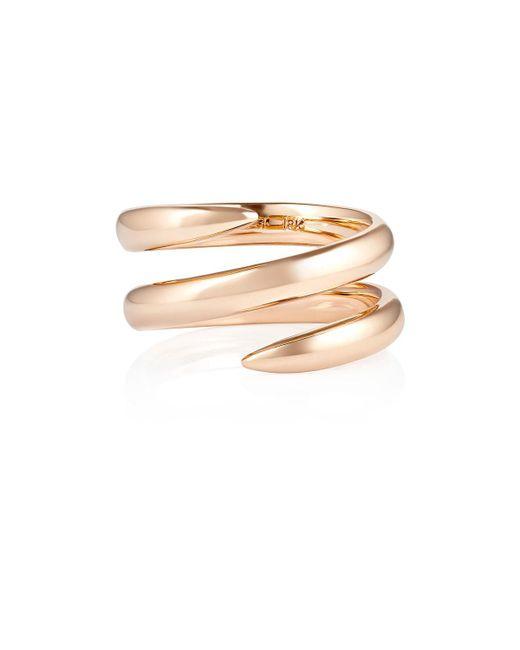 Eva Fehren - Multicolor Snake Ring Size 6.5 - Lyst