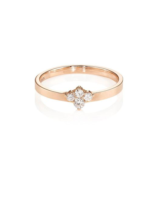 Sara Weinstock - Metallic Cluster Ring - Lyst