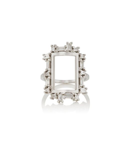 Ileana Makri - Metallic Door Ring - Lyst