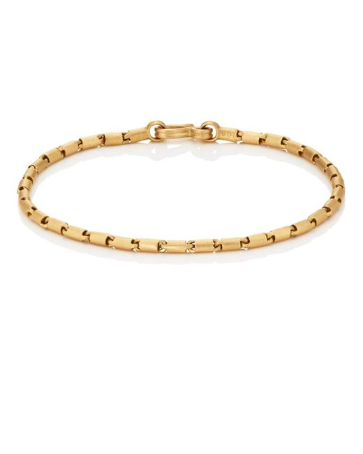 Eli Halili - Metallic Cartouche Bracelet - Lyst