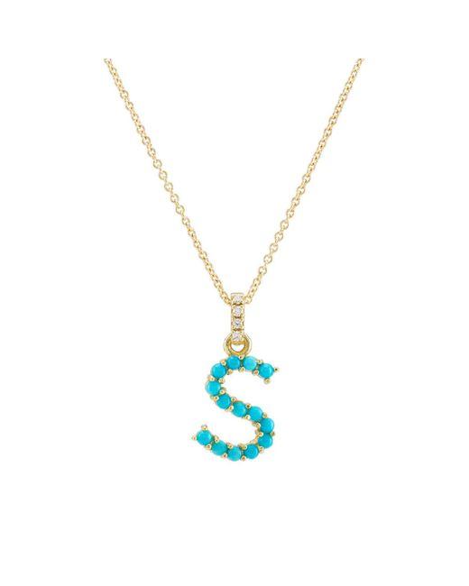 Jennifer Meyer - Metallic s Pendant Necklace - Lyst