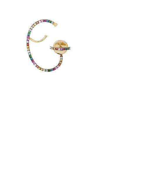 Ana Khouri - White Multicolored-sapphire - Lyst