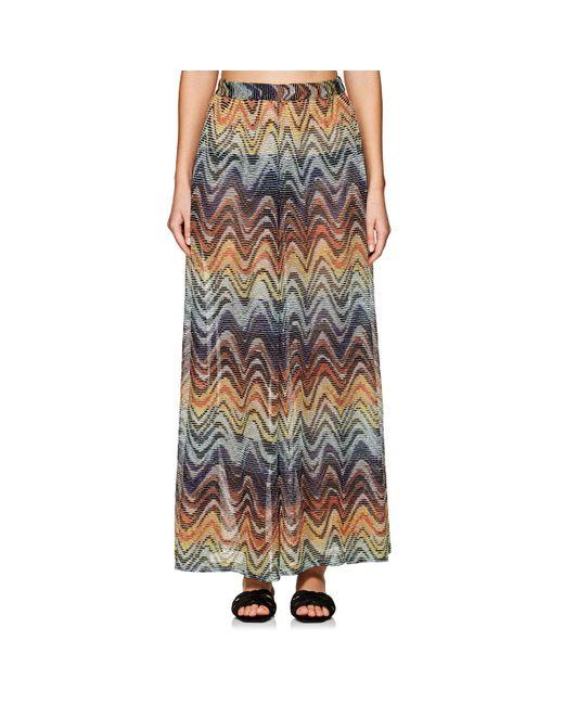 Missoni - Multicolor Zigzag Cover - Lyst
