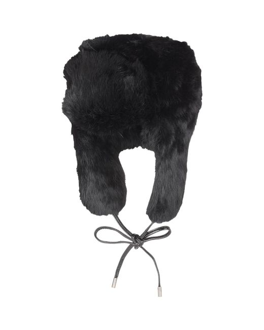 Eugenia Kim - Black Owen Trapper Hat - Lyst