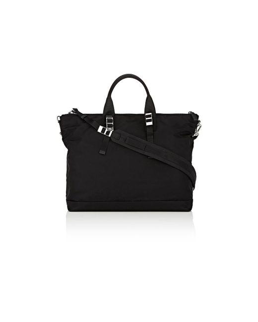 e701c0be943605 ... Prada - Black Double-handle Tote Bag for Men - Lyst ...