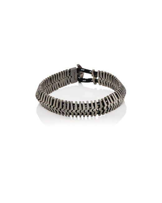 Miansai - Black Klink Bracelet for Men - Lyst