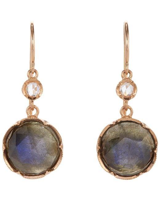 Irene Neuwirth | Metallic Gemstone Double | Lyst