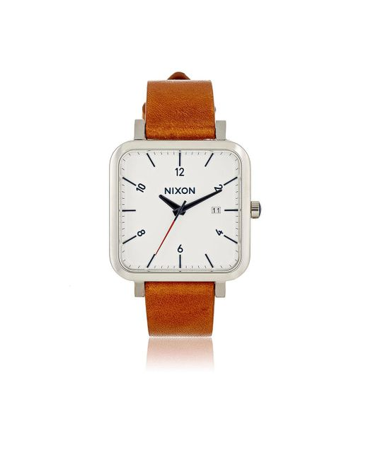 Nixon - White Ragnar Watch - Lyst