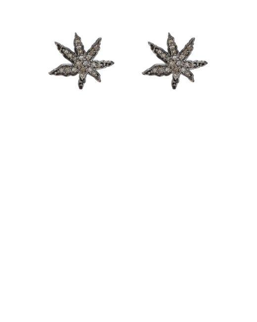 Carole Shashona - Metallic Lighten Up Stud Earrings - Lyst