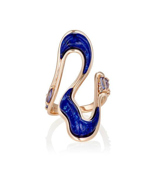 Fernando Jorge | Blue Stream Long Ring | Lyst