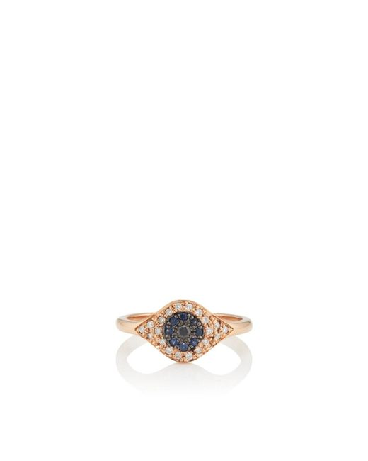 Ileana Makri - Blue Cat's Eye Ring - Lyst