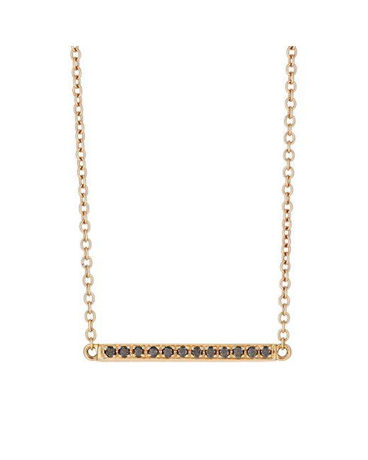 Roberto Marroni | Metallic Short Line Necklace | Lyst
