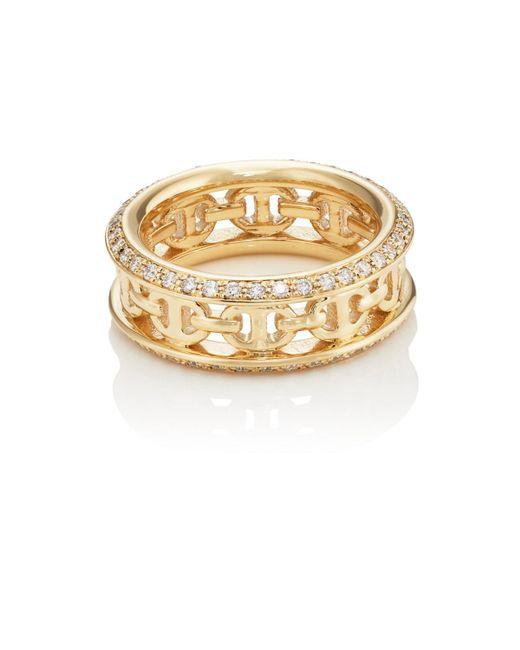 Hoorsenbuhs - Metallic Chassis Ii Ring - Lyst
