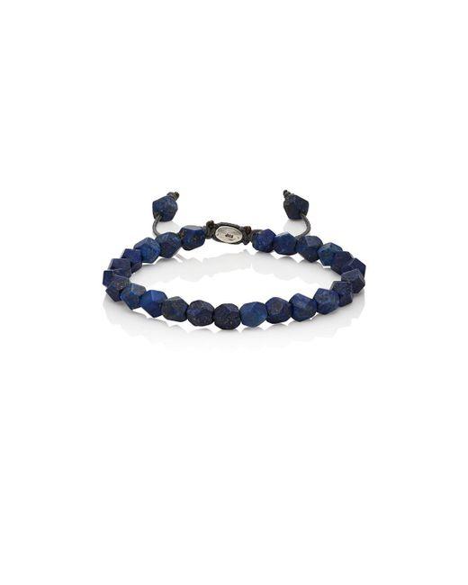 M. Cohen - Metallic Deca 10 Beaded Bracelet for Men - Lyst