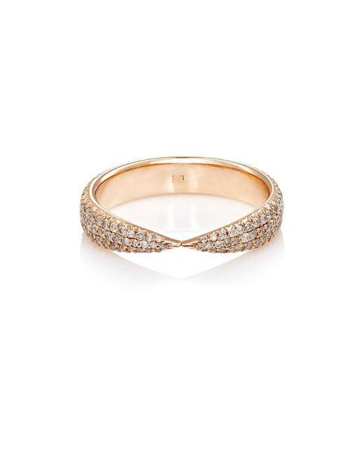 Eva Fehren - Multicolor Kissing Claw Ring Size 6 - Lyst