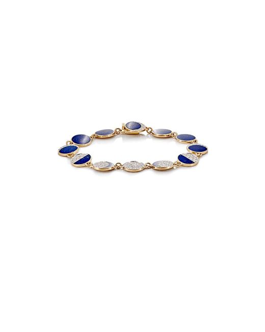 Pamela Love - Multicolor Moon Phase Bracelet - Lyst