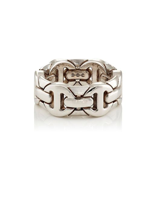 Hoorsenbuhs - Metallic Classic Wall Ring - Lyst