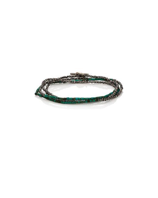 M. Cohen | Multicolor Horizon Wrap Bracelet | Lyst