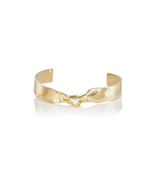 Jennifer Fisher | Metallic Bow Choker | Lyst