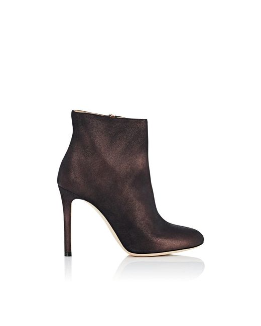 Repetto - Black Tutu Leather Ankle Boots - Lyst