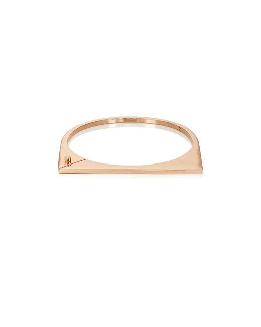 Miansai - Metallic Modern Flat Hinged Choker - Lyst