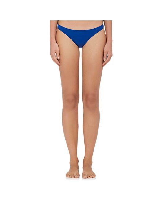 Rochelle Sara - Blue Mercer Bikini Bottom - Lyst