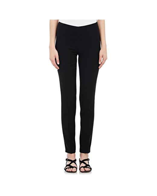 Cedric Charlier | Black Women's Slim-fit Trousers | Lyst