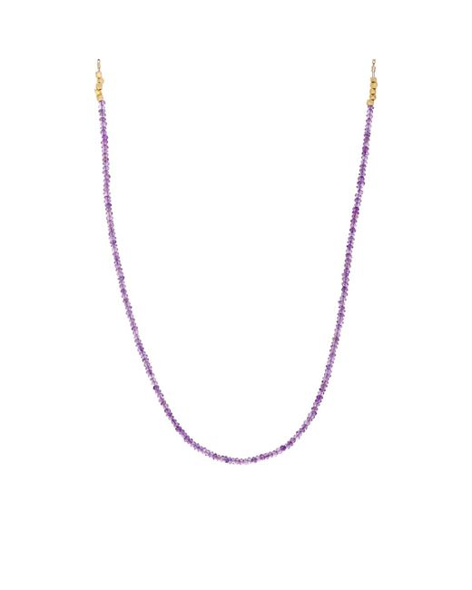 Sonya Renee Jewelry | Purple Eve Necklace | Lyst