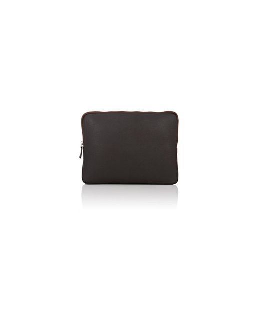 Barneys New York | Brown Leather Ipad® Case for Men | Lyst