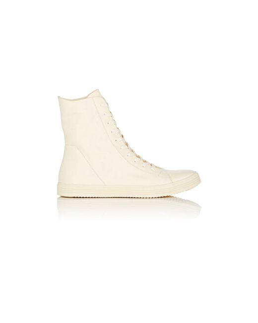 Rick Owens | White Mastadon Sneakers | Lyst