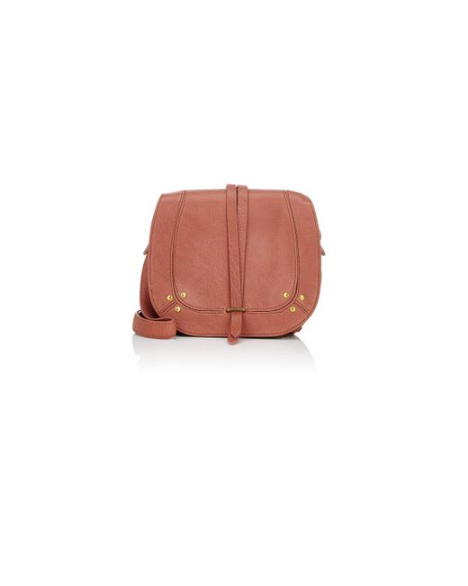 Jérôme Dreyfuss | Pink Victor Saddle Bag | Lyst