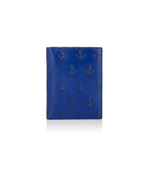 Jack Spade | Blue Passport Wallet for Men | Lyst