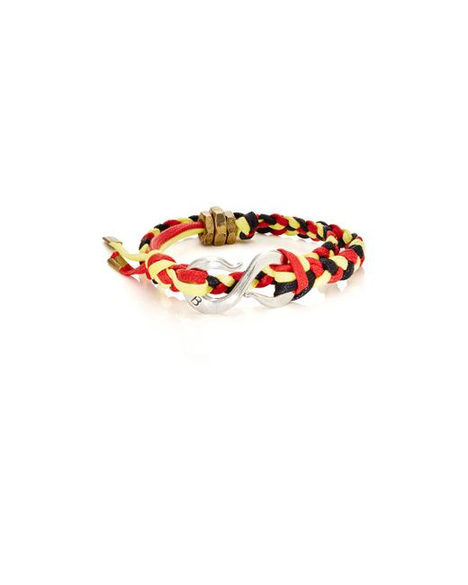 Giles & Brother | Multicolor Braided Cord Double | Lyst