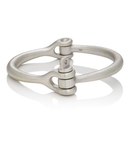 Miansai - Metallic Reeve Cuff Bracelet - Lyst