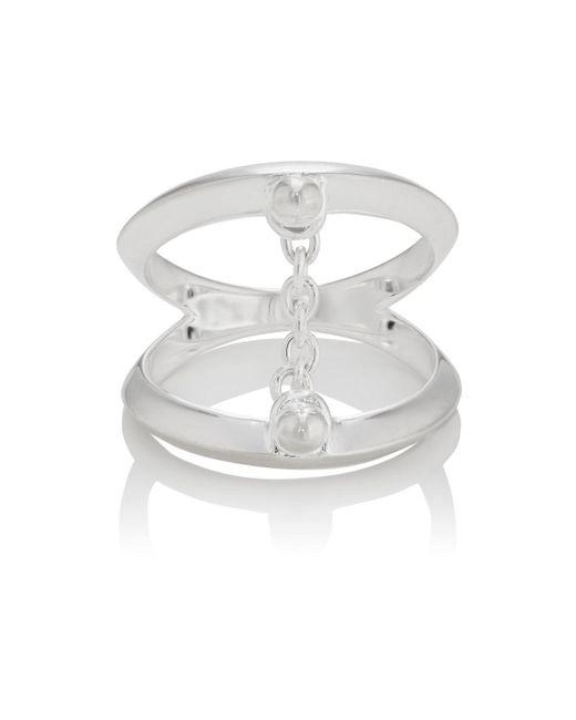 Pamela Love | Metallic Suspension Ring | Lyst