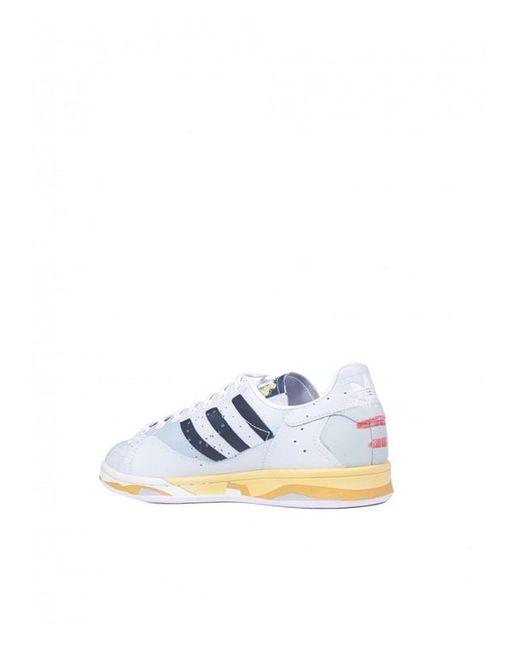 3ce664b380d5d ... Adidas By Raf Simons - Blue Raf Simons X Adidas Rs Torsion Stan Sneakers  for Men ...