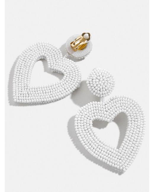 BaubleBar - Multicolor Vionnet Heart Drop Earrings - Lyst