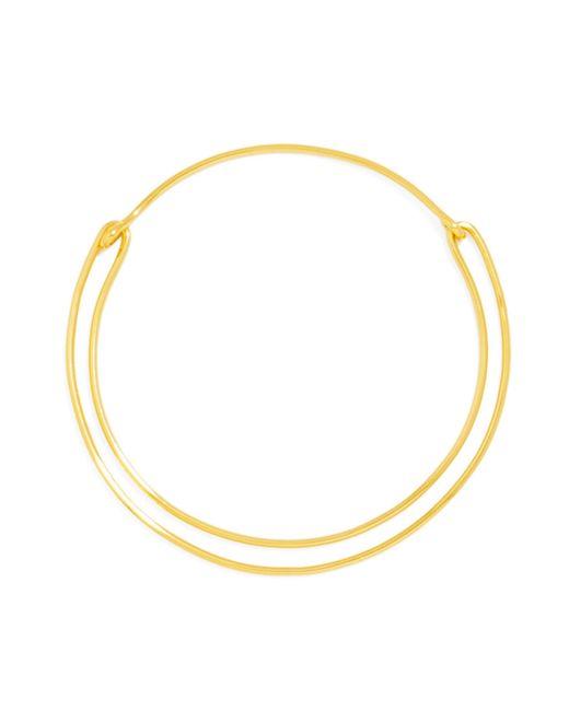 BaubleBar | Metallic Saturn Collar | Lyst