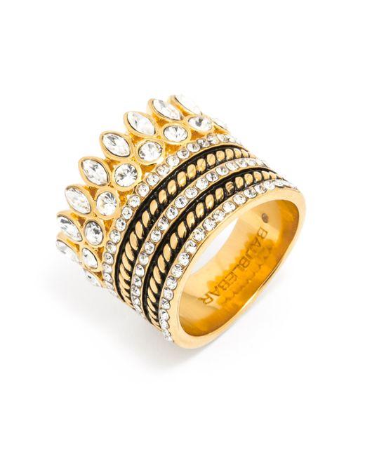 BaubleBar | Metallic Charlotte Ring Stack | Lyst