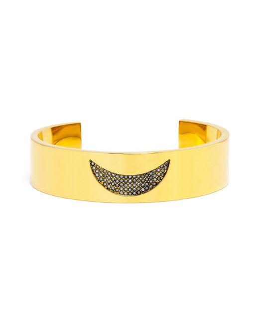 BaubleBar | Metallic Smilez Avatar Cuff | Lyst