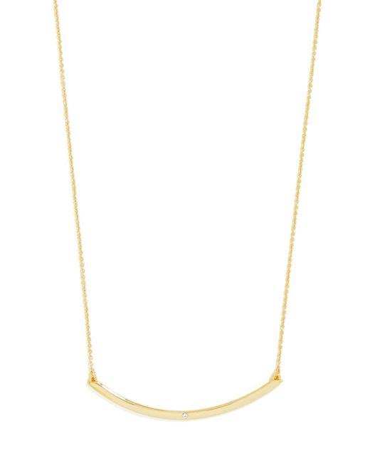 BaubleBar | Metallic Cleo Collar | Lyst