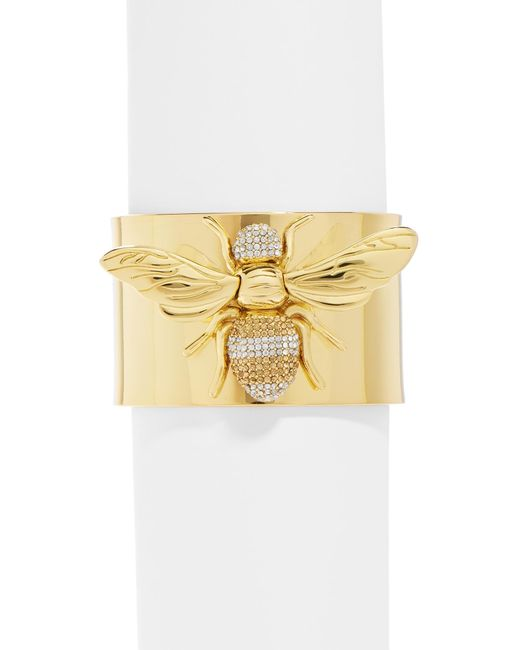 BaubleBar | Multicolor Bumblebee Cuff Bracelet | Lyst