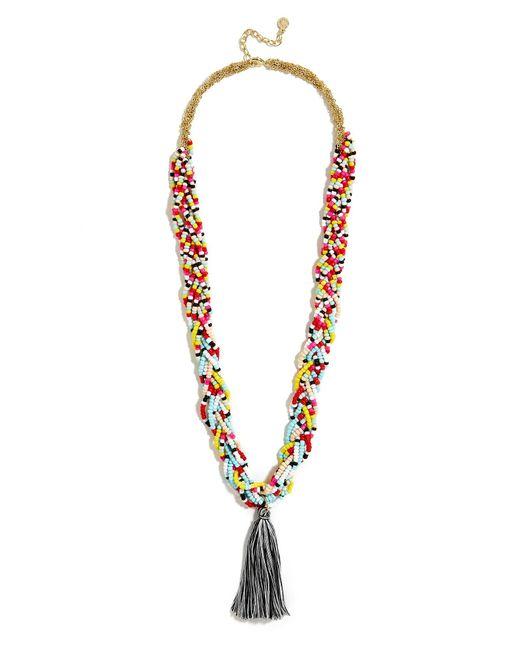 BaubleBar   Metallic Chloe Statement Necklace   Lyst
