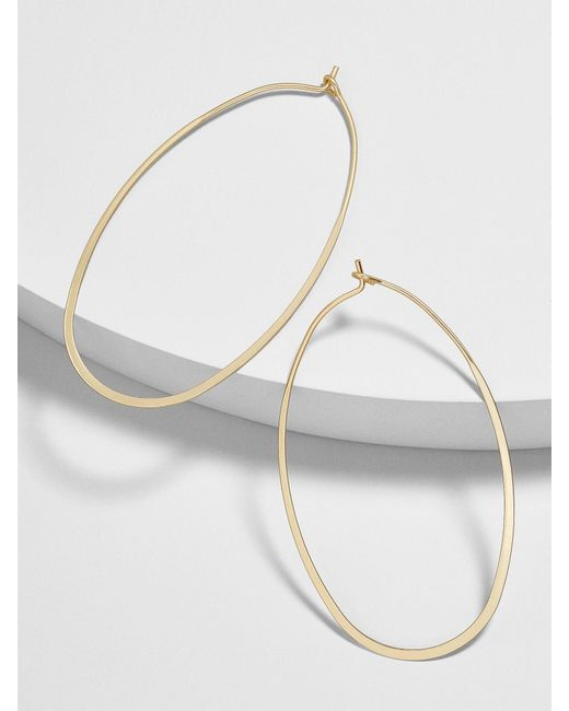 BaubleBar - Multicolor Damiane Hoop Earrings - Lyst