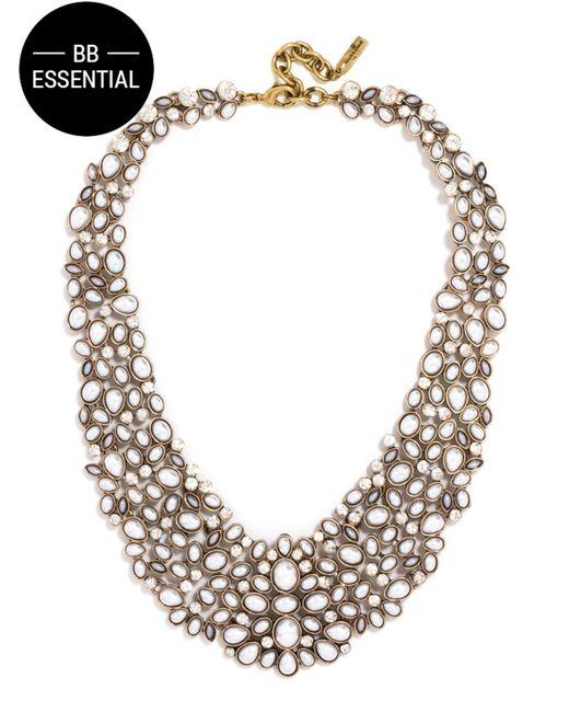 BaubleBar | Gray Kew Collar | Lyst