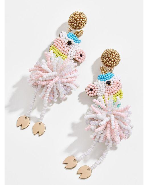 BaubleBar - Multicolor Unicorn Drop Earrings - Lyst