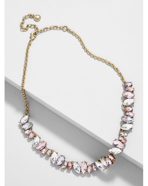 BaubleBar - Multicolor Emilia Statement Necklace - Lyst